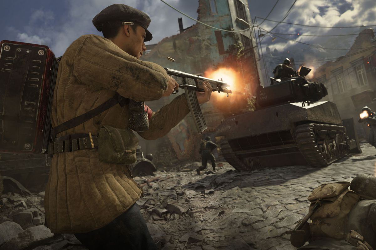 Call of Duty WW2 Activision