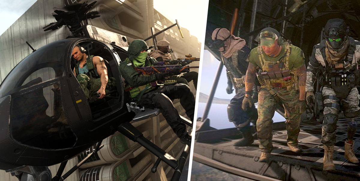 Call Of Duty: Warzone Update Removes Helicopters After Players Discover Cheat