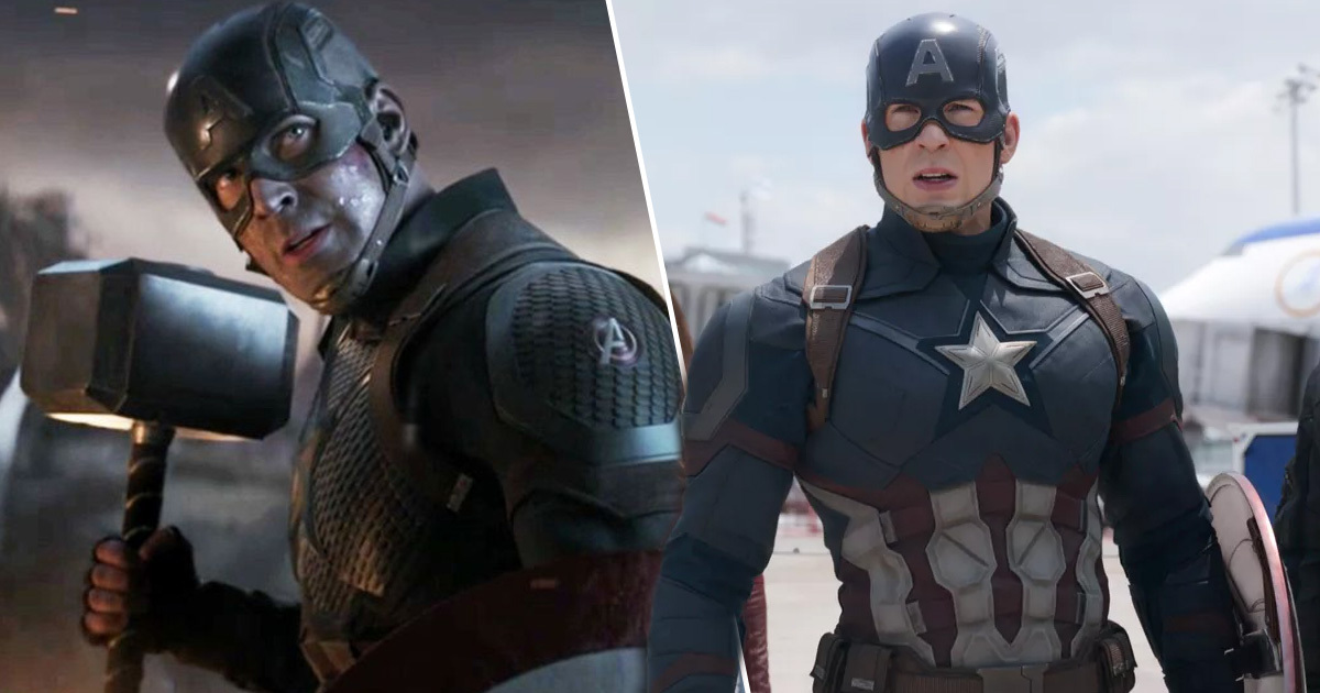 Chris Evans Confirms He Won't Play Captain America Again