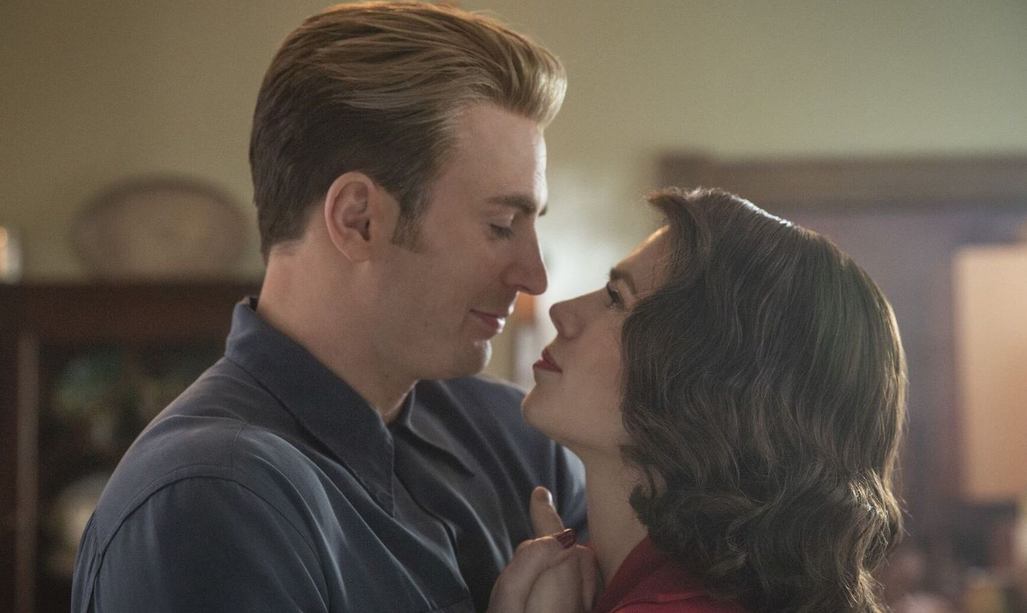 Chris Evans Peggy Carter Captain America