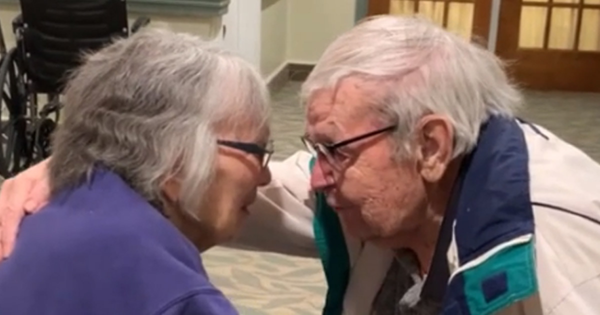 New York Couple Married For 70 Years Reunited After Months Apart