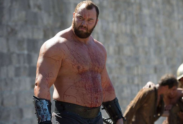 Game of Thrones The Mountain