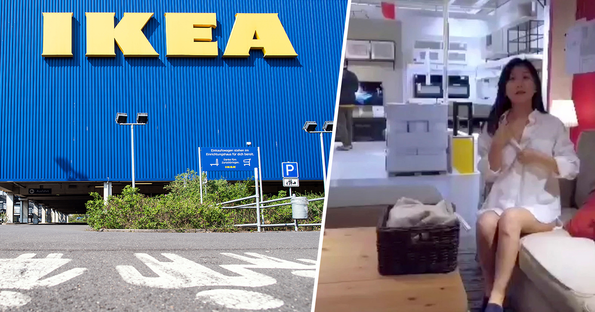 IKEA Forced To Remind Customers Not To Masturbate In Stores After Incident