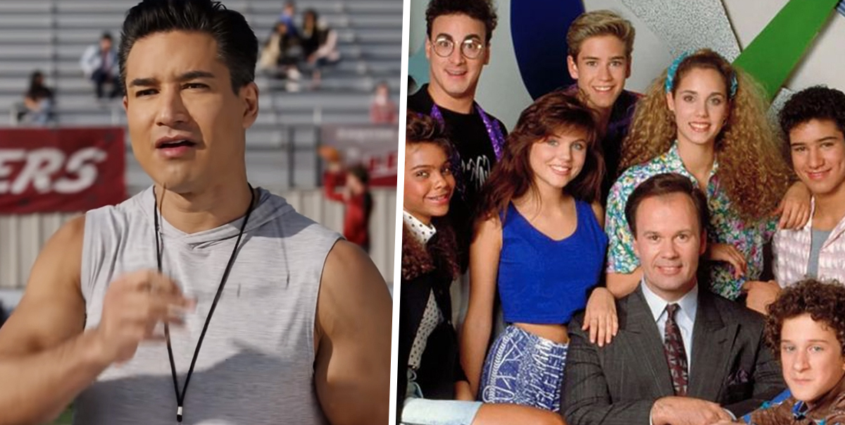 Mario Lopez Says Edgier Saved By The Bell Reboot Is A Lot Of