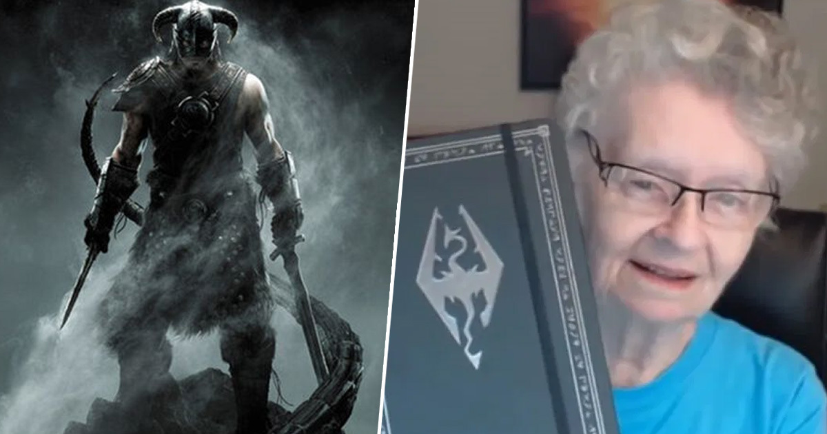 Skyrim Grandma Announces Break From YouTube Due To 'Hurtful' Comments
