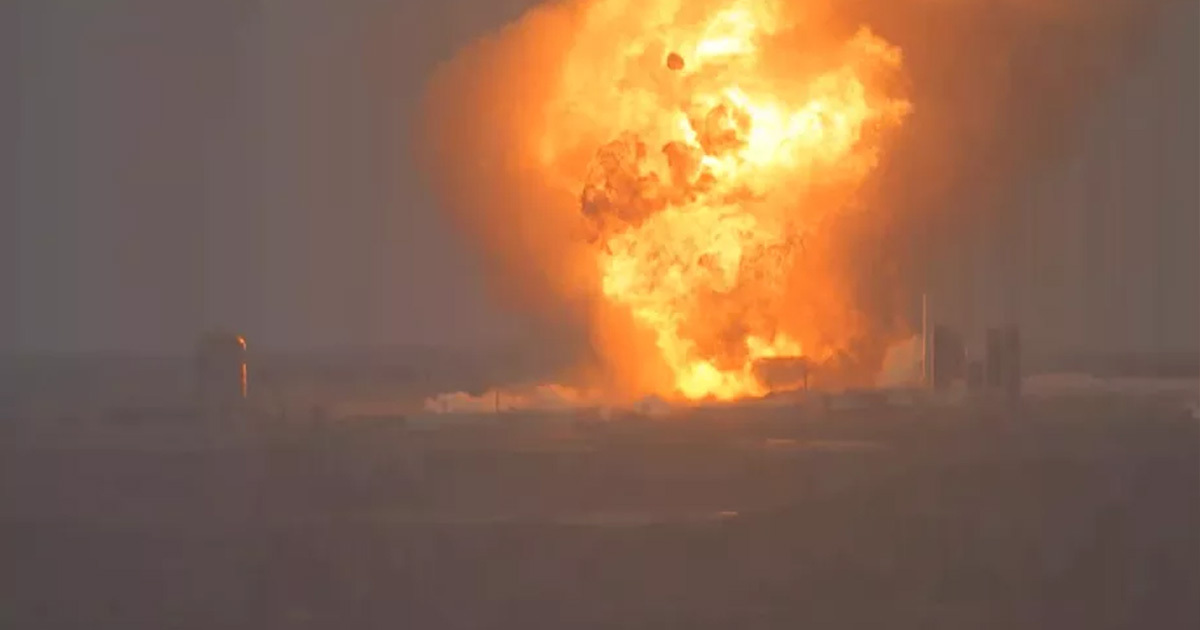 spacex explosion - photo #5