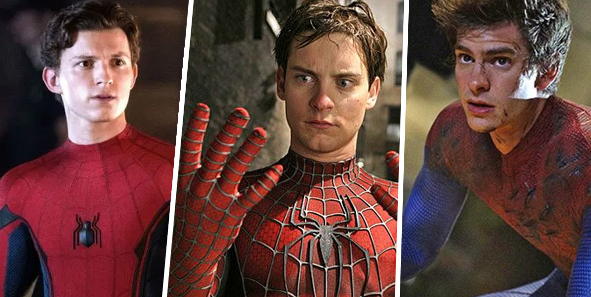 Spider-Verse Had 'Ambitious' Plan For Holland, Maguire And Garfield's Spider-Men To Appear Together