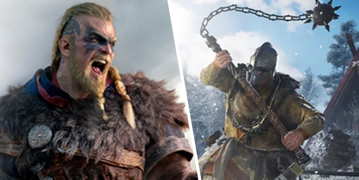 Assassin's Creed Valhalla Will Let You Create Custom Viking Warriors