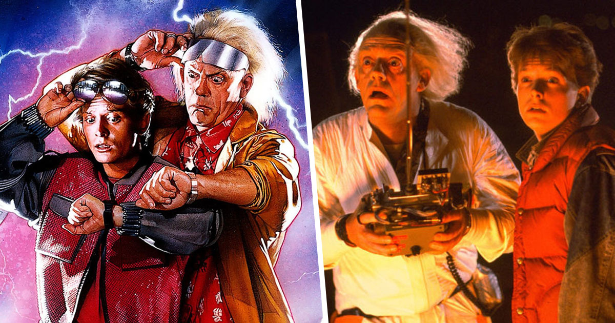 Back To The Future Cast Reuniting 35 Years After Film First Released