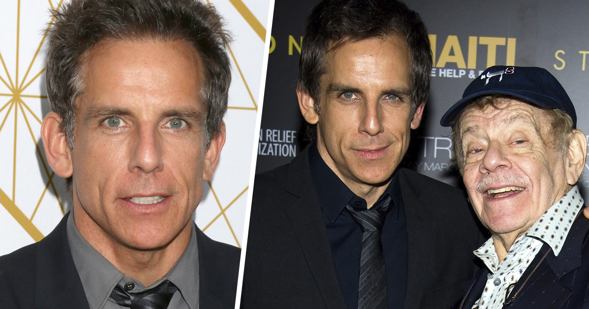 Ben Stiller Tells Story About Time He Called His Dad After Taking LSD