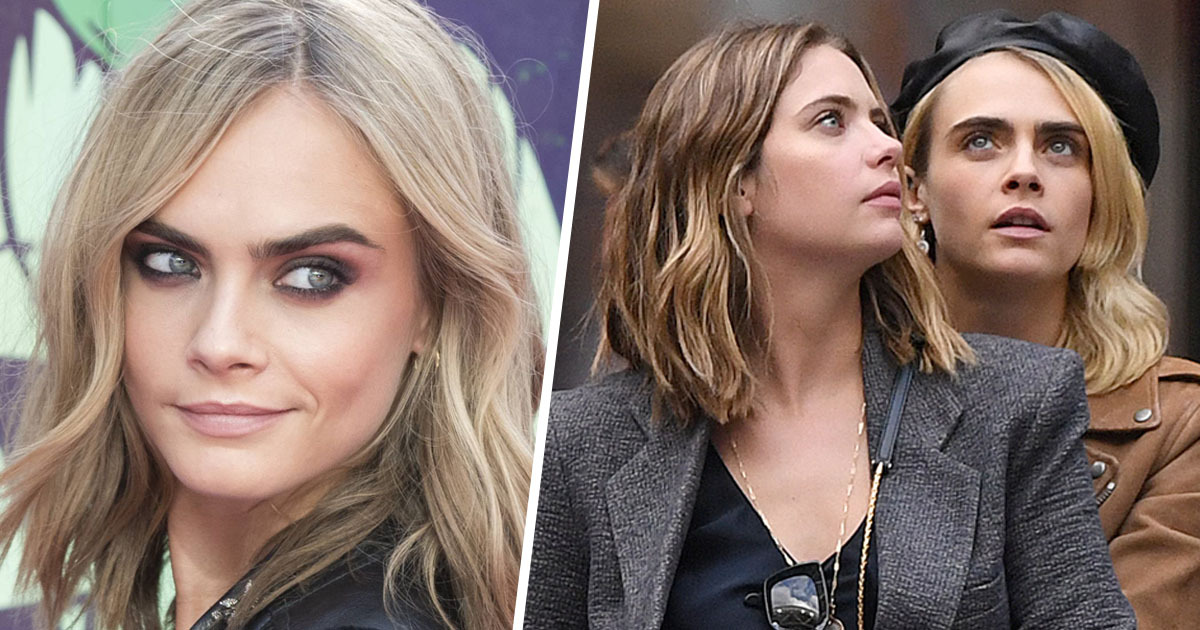 Cara Delevingne And Ashley Benson Split After Two Years Of Dating Unilad