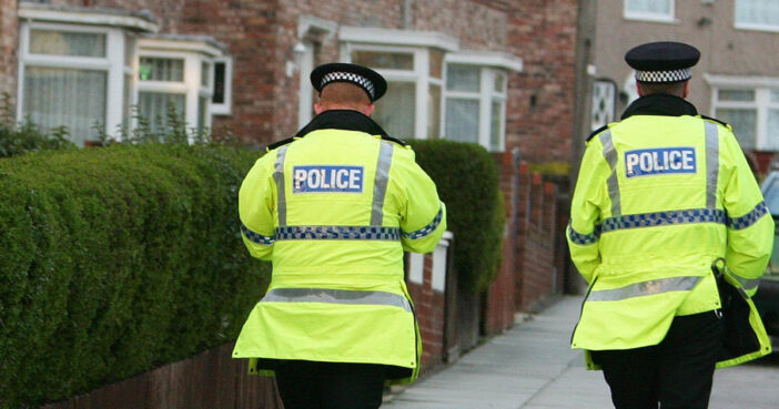 Loud Fart Gives Away Suspect's Hiding Place To Nottinghamshire Police Following Chase