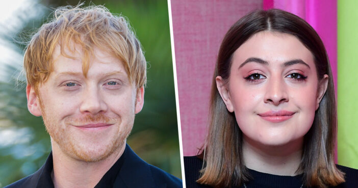 Rupert Grint Welcomes First Child With Girlfriend Georgia Groome