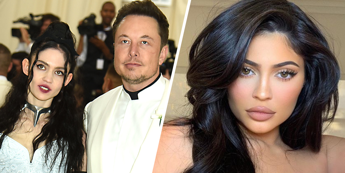Elon Musk Explains His Relationship With Grimes With The Help Of Kylie Jenner