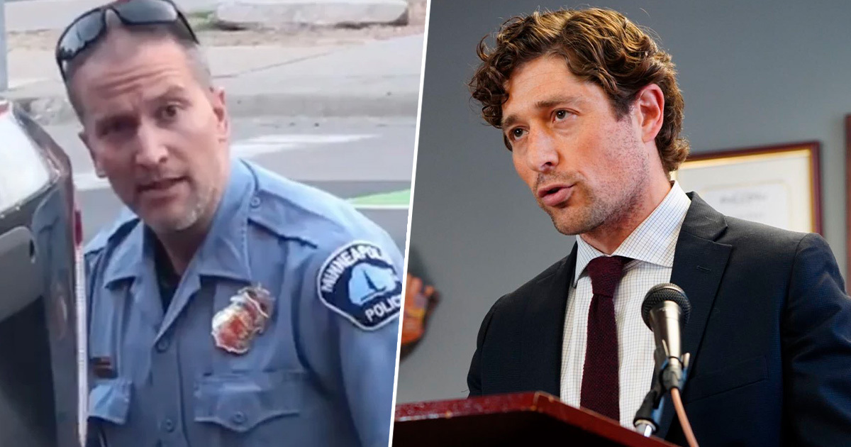 Minneapolis Mayor Jacob Frey Calls For Officer Who Knelt On George Floyd's Neck To Be Arrested