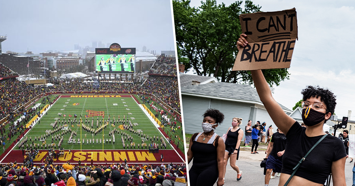 University Of Minnesota Will No Longer Use Minneapolis Police As Event Security