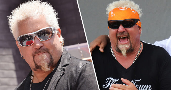 Guy Fieri Raises More Than $21 Million For Out-Of-Work Restaurant Staff