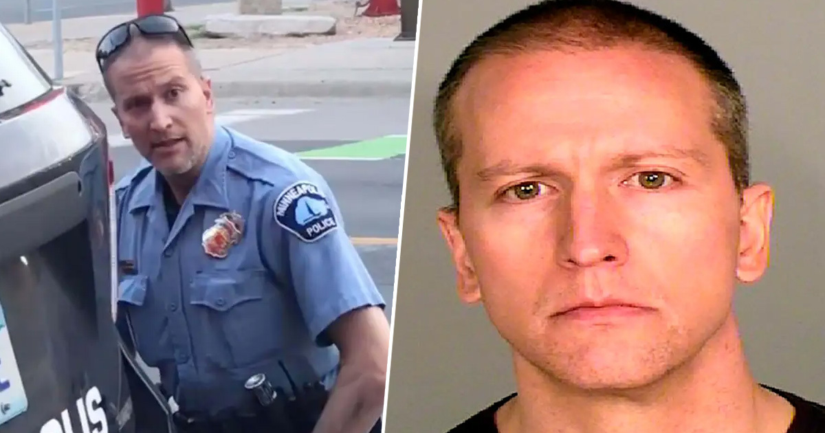 Wife Of Police Officer Charged With Murdering George Floyd Files For Divorce