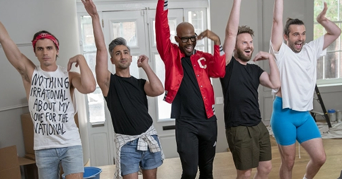 Queer Eye Season 5 Is Coming To Netflix On June 5