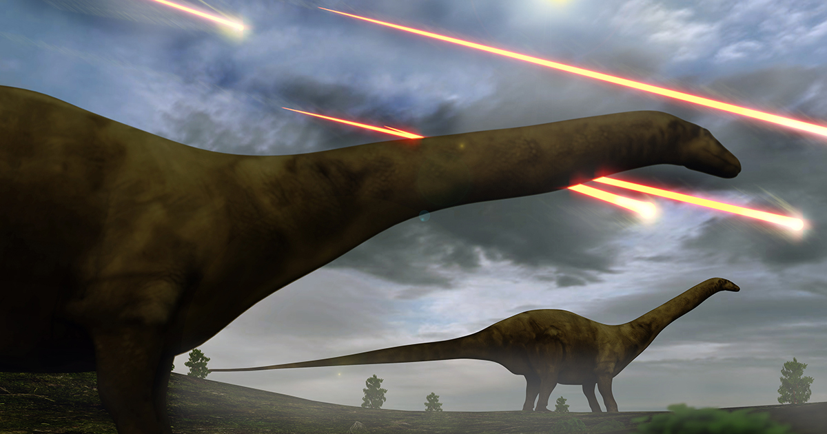 Asteroid That Wiped Out Dinosaurs Hit At 'Deadliest Possible' Place On Earth