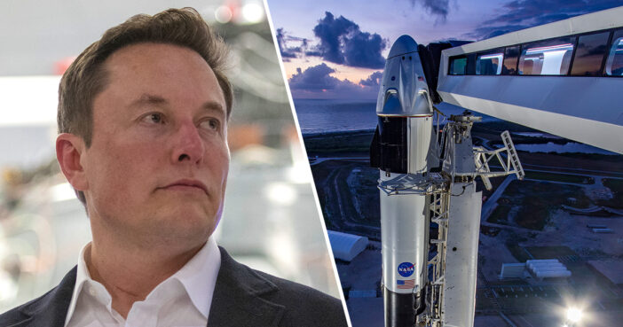 Elon Musk Says It's His Fault If SpaceX Rocket Launch Goes Wrong
