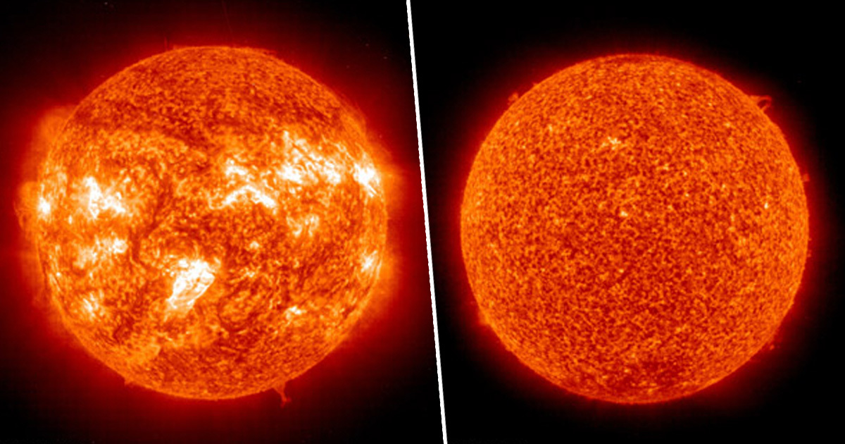 The Sun Has Entered 'Very Deep' Solar Minimum - UNILAD