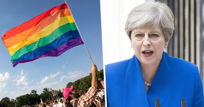 Gay Conversion Therapy Is Still Allowed In UK Despite Years-Old Government Pledge