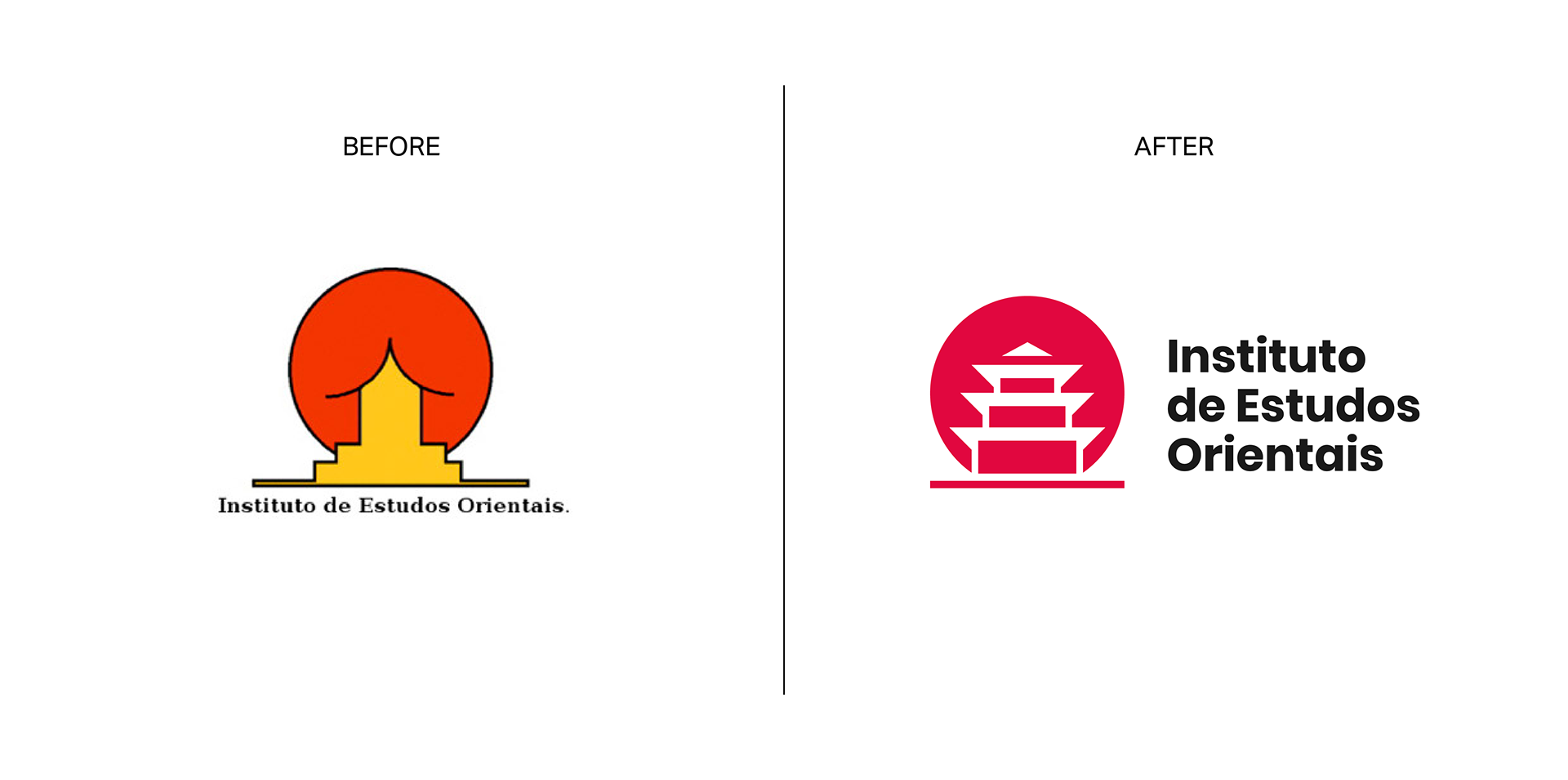 Italian Graphic Designer Redesigns The World's Worst Logos