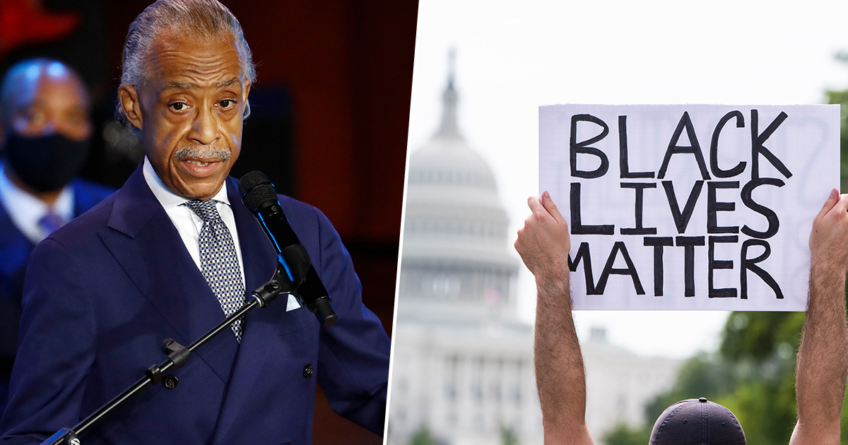 Al Sharpton Announces New March On Washington To Be Led By Families Those Killed By Police