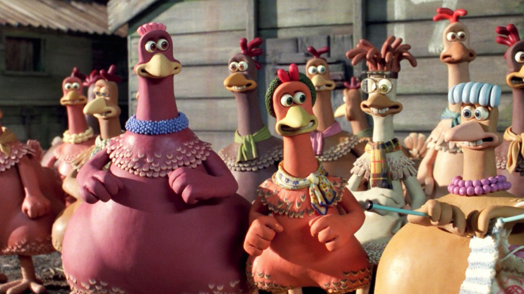 Chicken Run Aardman