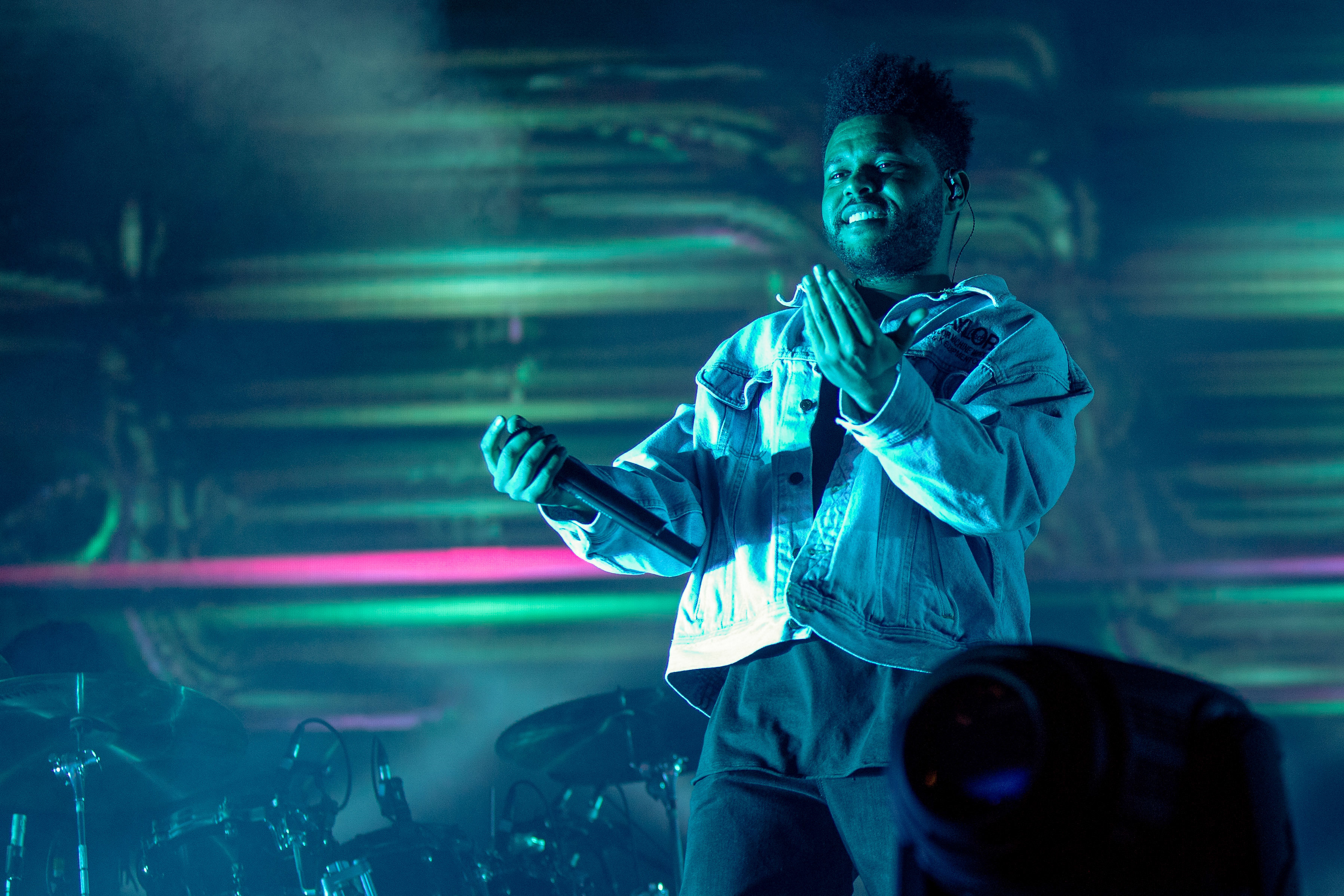 The Weeknd Is Most Listened To Artist For Having Sex, Study Confirms