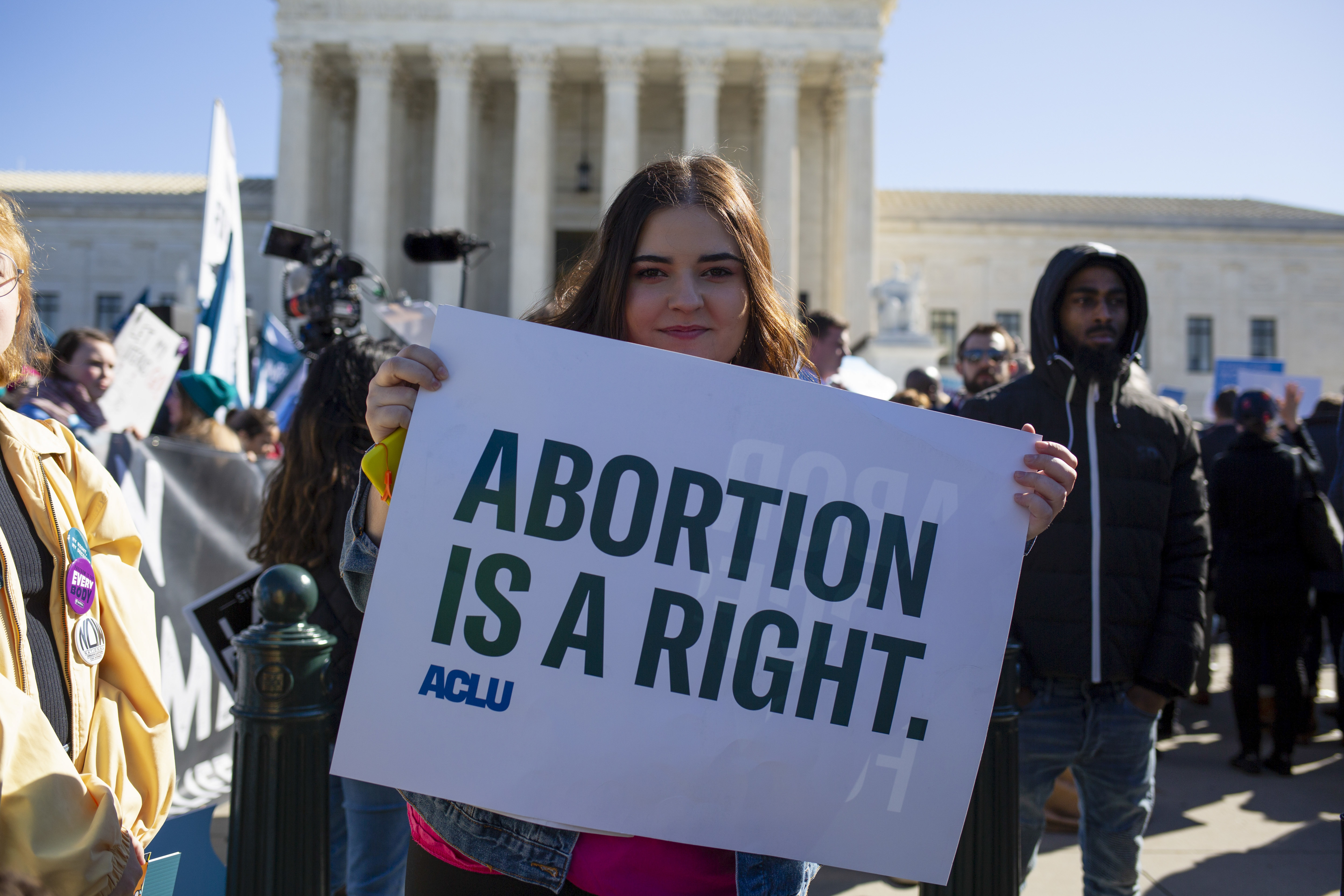 Supreme Court Rules Louisiana Abortion Law Unconstitutional