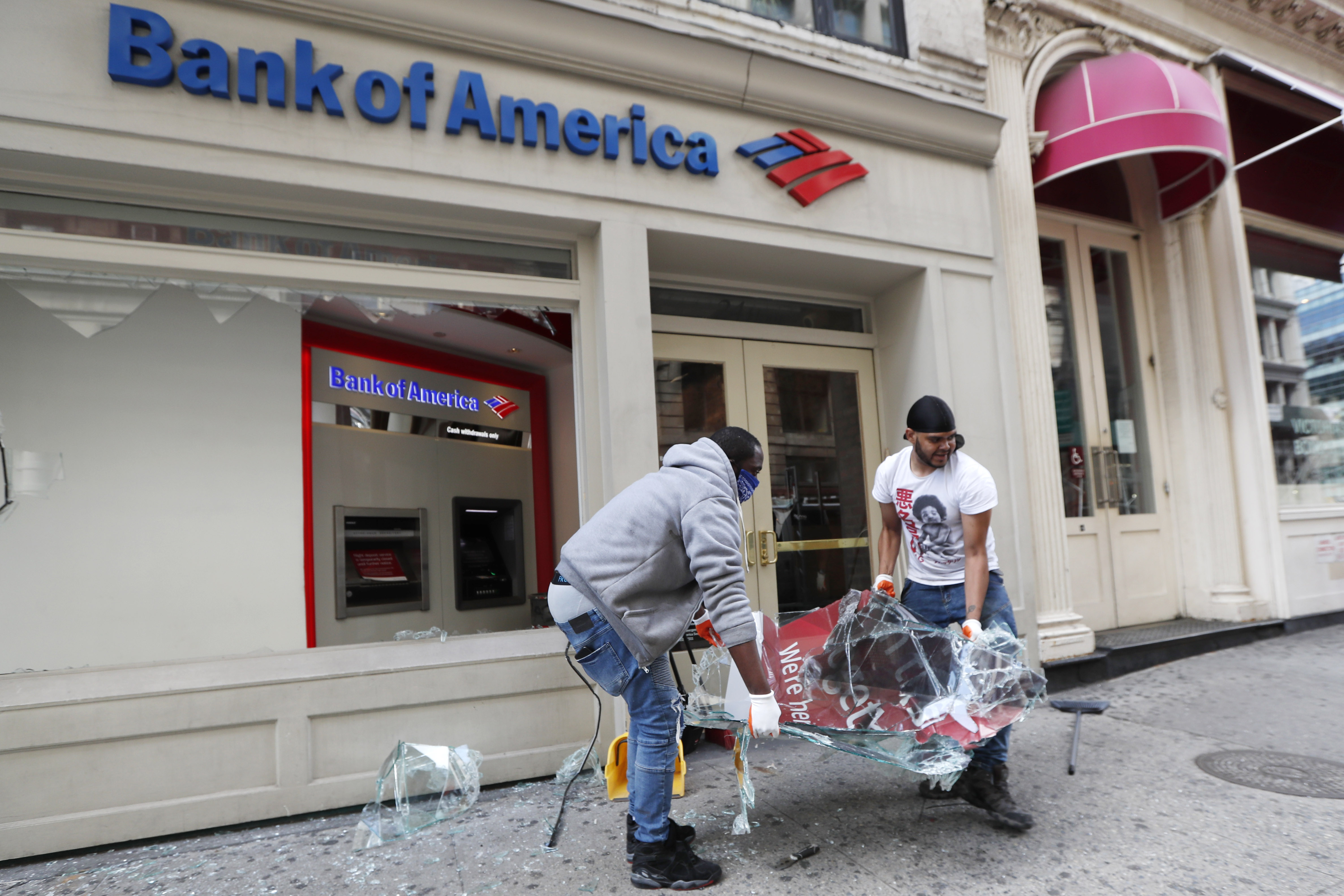 Bank of America Commits $1 Billion to Help Combat Racial Inequality