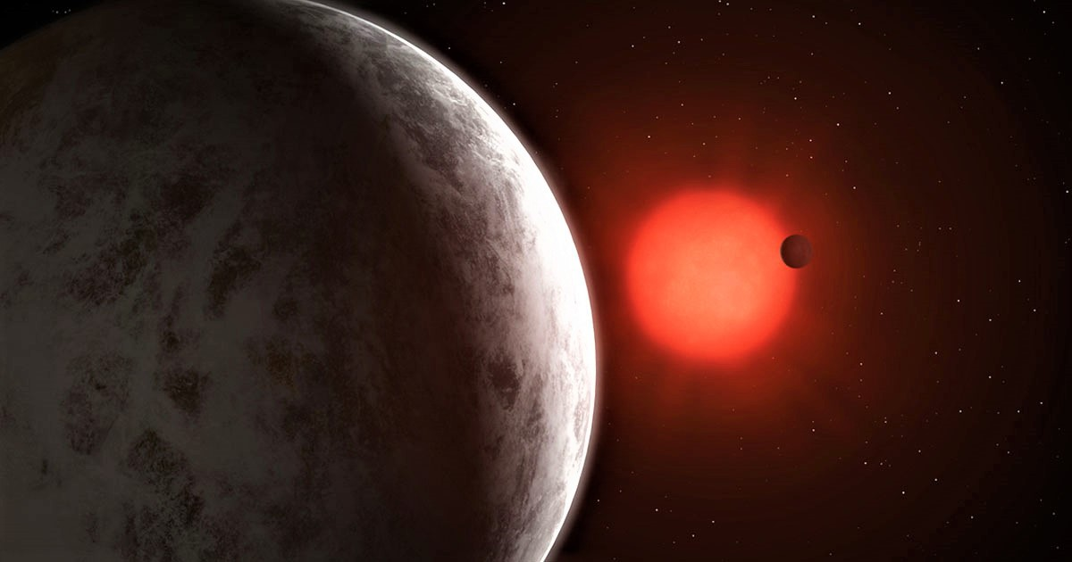 Two Super-Earths Discovered Just 11 Light-Years Away From Our Planet