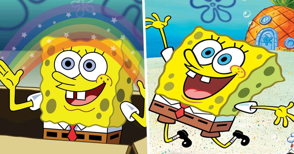 SpongeBob Squarepants Comes Out As Gay In Nickelodeon Pride Month Post