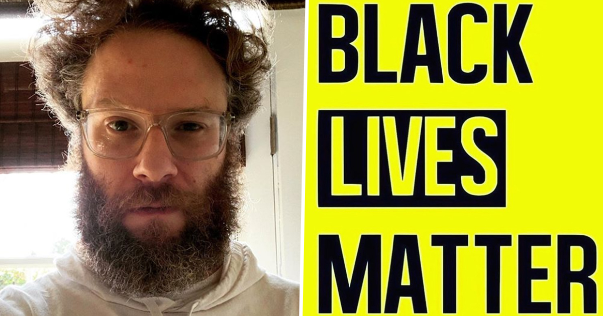 Seth Rogen Tells Everyone Commenting 'All Lives Matter' On His Instagram To 'F*ck Off'
