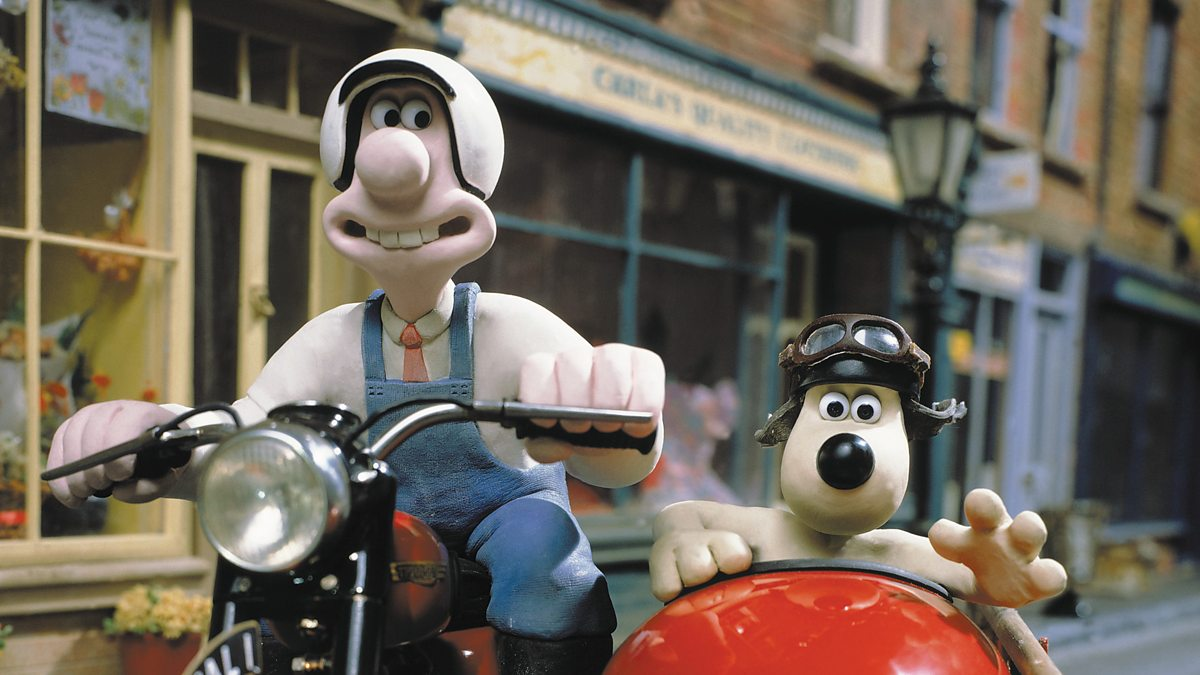 Wallace and Gromit A Close Shave