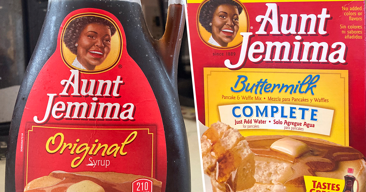 Aunt Jemima Brand Acknowledges Its Racist Past And Will Be Retired