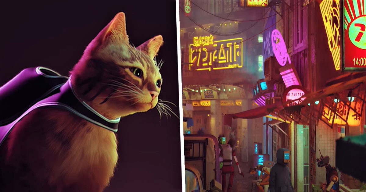 New PlayStation 5 Game Stray Allows You To Play As A Mystery-Solving Cat