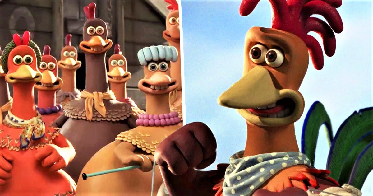 Chicken Run Turns 20: Co-Director Peter Lord On Mel Gibson, Feminism And The Sequel