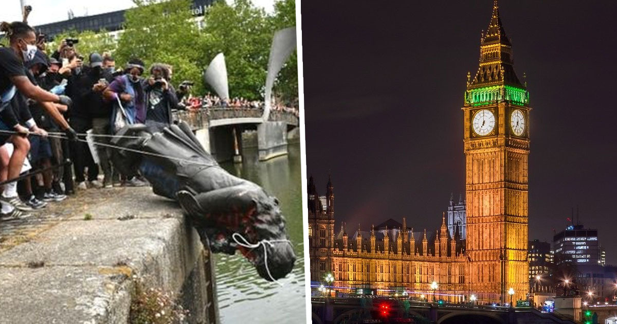 London Mayor Calls For Slave Trader Statues To Be Removed From City