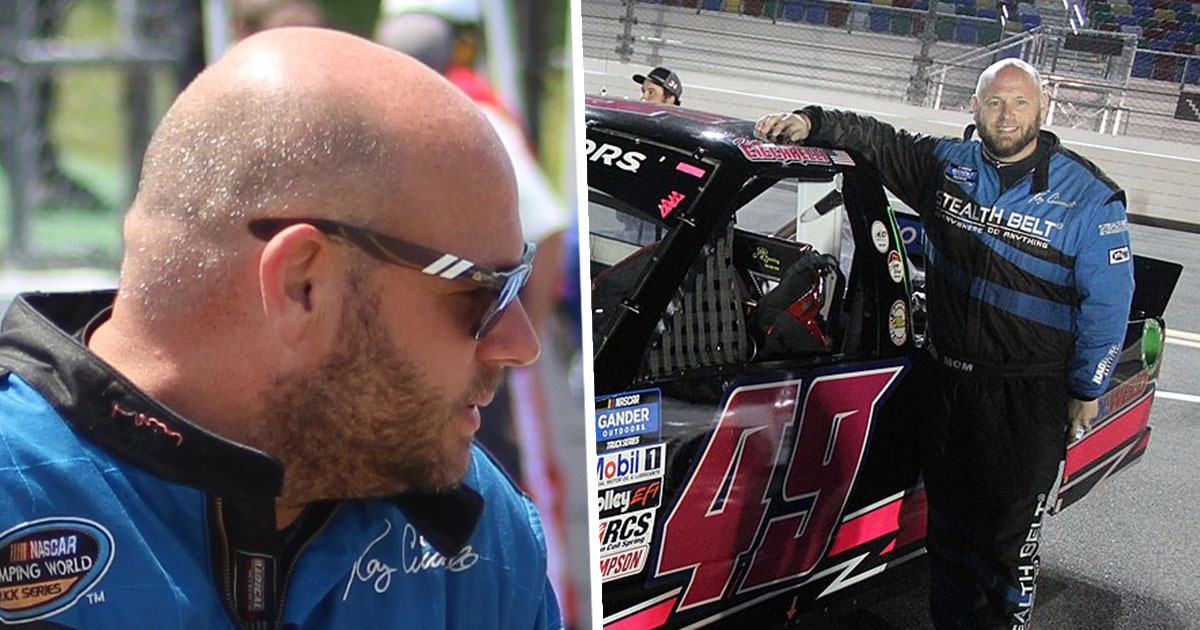 NASCAR Driver Ray Ciccarelli Quits In Protest Over Confederate Flag Ban