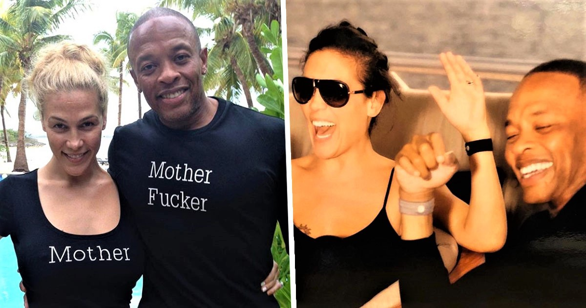 Dr. Dre And Wife Nicole Young Divorcing After 24 Years Of Marriage