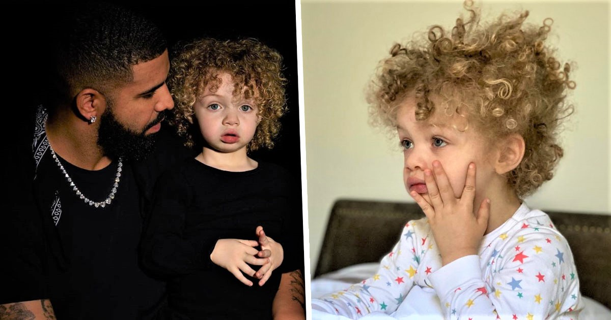Drake Shares Adorable Photo Of Son Adonis To Celebrate Father's Day