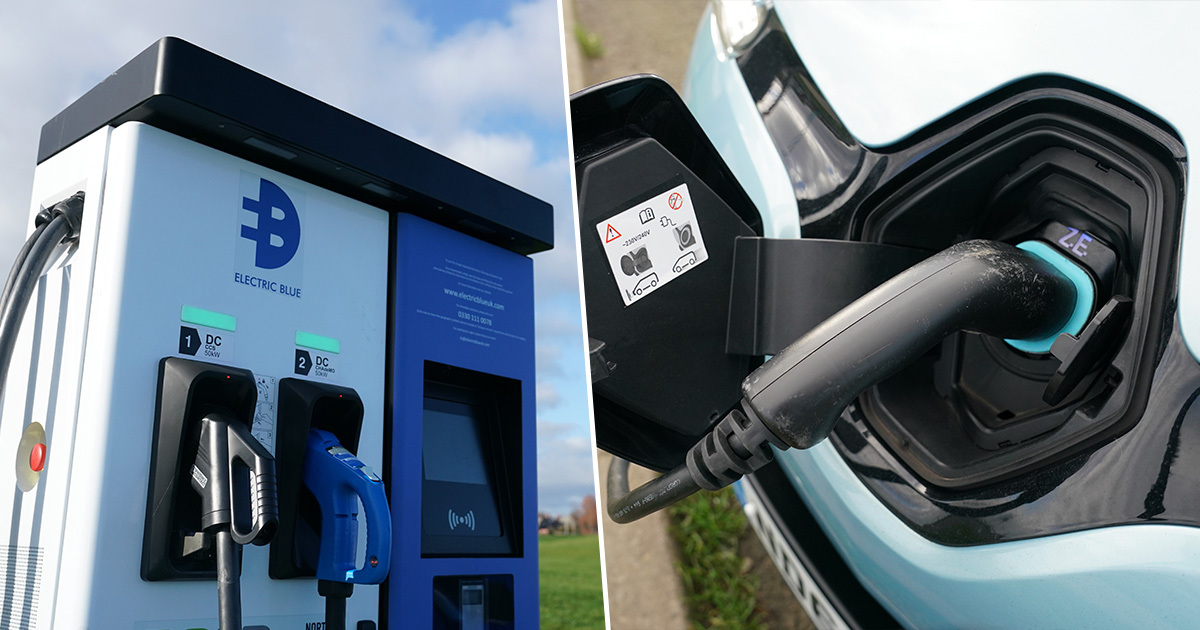 Every Petrol Station In Germany Will Be Required To Offer Electric Car Charging