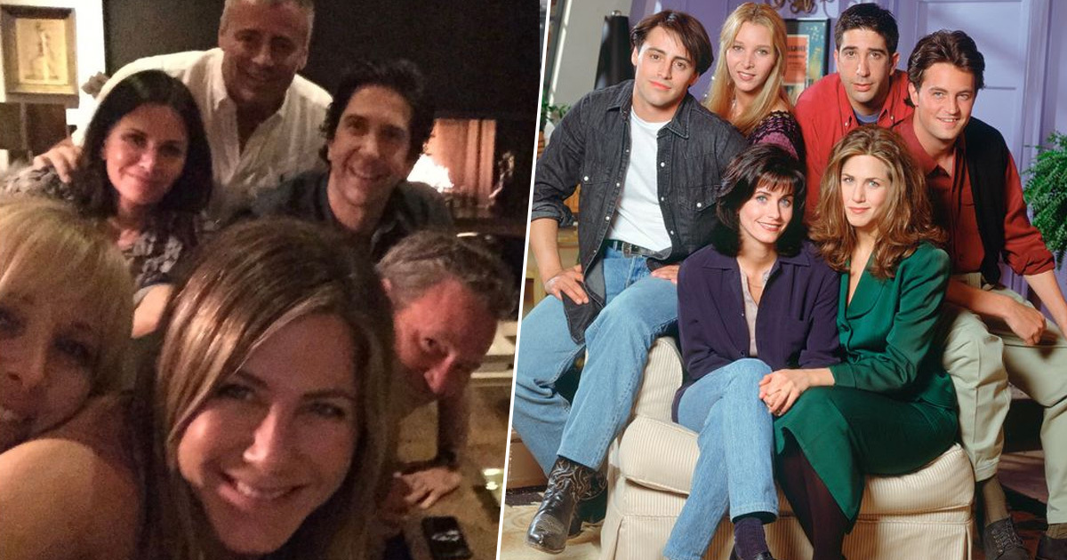 Friends Cast Will Reunite To Film Reunion Special In August