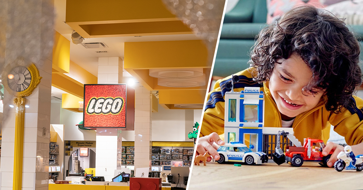 LEGO Pulls Police Playset Marketing Amid Protests Against George Floyd's Death