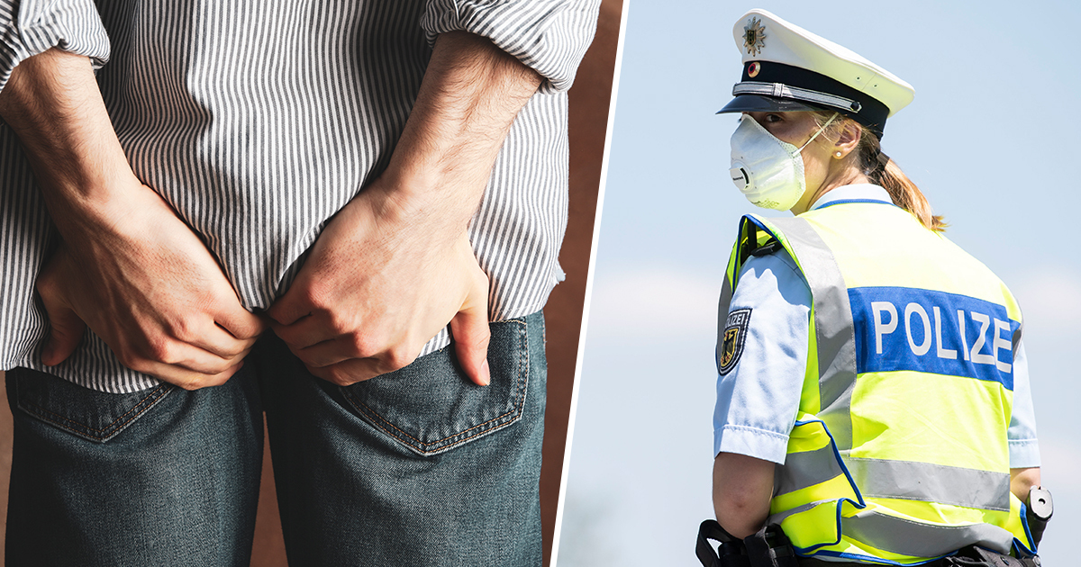 Austrian Police Defend Decision To Fine Man Who Farted 'With Full Intent'