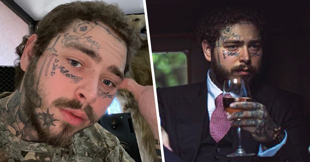 Post Malone's $20 Wine Line Maison No. 9 Sells Out Completely In Two Days