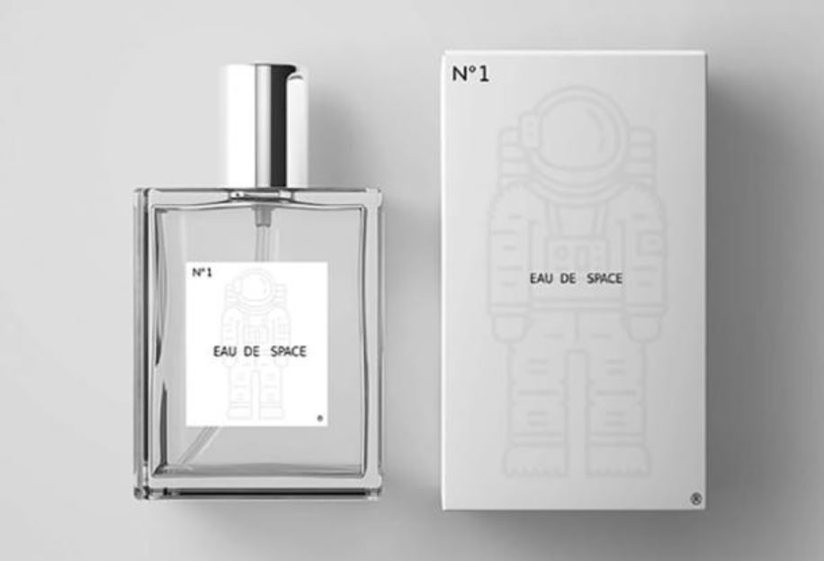 Perfume that smells like space